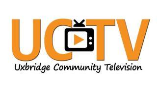UCTV Logo Text