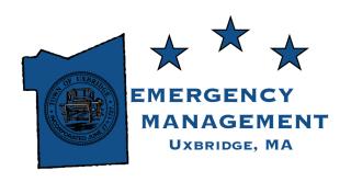 Town of Uxbridge Emergency Management